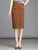 cheap Women's Dresses-women's going out plus size asymmetrical trumpet / mermaid skirts - floral