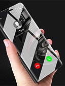hesapli Cep Telefonu Kılıfları-Pouzdro Uyumluluk Xiaomi Xiaomi Redmi Note 5 Pro / Xiaomi Redmi Note 4X / Xiaomi Redmi Note 4 Satandlı / Kaplama / Ayna Tam Kaplama Kılıf Solid Sert PC