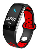 cheap Smart Activity Trackers & Wristbands-Smartwatch STSQ6 for Android 4.3 and above / iOS 7 and above Heart Rate Monitor / Blood Pressure Measurement / Long Standby / Touch Screen / Water Resistant / Water Proof Pedometer / Call Reminder