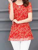 povoljno Bluza-Bluza Žene - Vintage / Osnovni Dnevno Geometrijski oblici / Duga