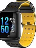 halpa Urheilukello-Smart rannerengas TF2 varten Android / iOS 7 ja uudemmat Sykemittari / Poltetut kalorit / Kosketusnäyttö / Vedenkestävä / Etäseuranta Askelmittari / Puhelumuistutus / Activity Tracker / Sleep Tracker