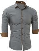 billige Slips og sløyfer-Skjorte Herre - Ensfarget Forretning