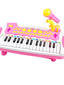 cheap Women's Tops-Intex Electronic Piano Toy Voice Sound Unisex Boys' Girls' Toy Gift 1 pcs