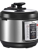 cheap Wedding Dresses-Pressure Cooker New Design / Multifunction PP / ABS+PC Food Steamers 220-240 V 900 W Kitchen Appliance