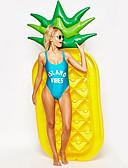 preiswerte Socken & Strumpfwaren-Ananas Aufblasbare Pools und Luftmatratzen PVC Langlebig Schwimmen / Wassersport für Erwachsene 180*90*20 cm