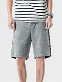 ieftine Pantaloni Bărbați si Pantaloni Scurți-Bărbați De Bază Pantaloni Sport Pantaloni Mată