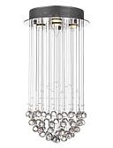 cheap Women's Two Piece Sets-SL® 4-Light Pendant Light Ambient Light Chrome Metal Crystal 110-120V / 220-240V Bulb Included / GU10