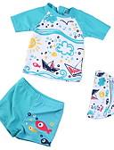 זול בגדי ים לבנים-בגדי ים אחיד חוף בנים ילדים