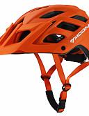 billige Bikinis-MOON Voksne sykkelhjelm 22 Ventiler Ventilasjon Insektnett Integrert støpt sport Utendørs Trening - Mynte Grønn Grønn Blå Herre