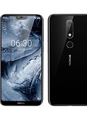 "cheap Sport Watches-NOKIA X6 5.8 inch "" 4G Smartphone (4GB + 32GB 5 mp / 16 mp Snapdragon 636 3060 mAh mAh)"