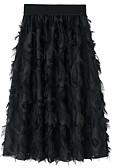 ieftine Pantaloni de Damă-Pentru femei Leagăn Activ Fuste - Mată