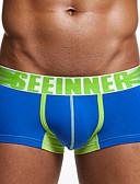זול תחתוני גברים אקזוטיים-בגדי ריקוד גברים אחיד בוקסר מותן נמוך