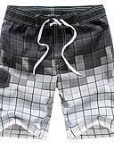 povoljno Muške duge i kratke hlače-Muškarci Osnovni Kratke hlače Hlače Color block