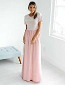 رخيصةأون فساتين طويلة-فستان نسائي عصري أساسي طويل للأرض
