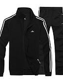 povoljno Muške jakne i kaputi-Jakna Muškarci - Osnovni Jednobojni