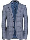preiswerte Herren-Hosen und Shorts-Männer gehen Arbeit Blazer-geometrischen V-Ausschnitt