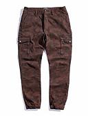 ieftine Pantaloni Bărbați si Pantaloni Scurți-Bărbați De Bază Pantaloni Chinos Pantaloni camuflaj