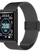זול מכנסיים ושורטים לגברים-Smart צמיד N98 ל Android iOS Blootooth ספורטיבי עמיד במים מוניטור קצב לב מודד לחץ דם מסך מגע מד צעדים מזכיר שיחות מד פעילות מעקב שינה / כלוריות שנשרפו / המתנה ארוכה / תזכורת בישיבה / Alarm Clock