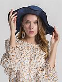 رخيصةأون جمبسوت ورومبرز للنساء-قبعة الماصة لون سادة نسائي أساسي / الخريف / الشتاء