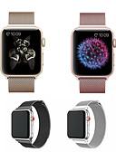 halpa Puhelimen kuoret-Watch Band varten Apple Watch Series 4/3/2/1 Apple Milanolainen Ruostumaton teräs Rannehihna