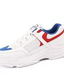 abordables Sous Vêtements Exotiques pour Hommes-Homme Chaussures de confort Maille Automne Sportif Chaussures d'Athlétisme Marche Respirable Noir et blanc / Blanc / Bleu