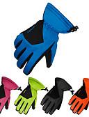 baratos Relógio Esportivo-Luvas de Inverno / Luvas de Esqui Dedo Total Prova-de-Água / Manter Quente / Anti-Derrapante PU Leather Esqui / Equitação Outono / Inverno