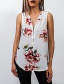 ieftine Tricou-Pentru femei Tricou De Bază - Geometric Imprimeu