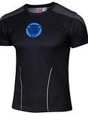 ieftine Maieu & Tricouri Bărbați-Bărbați Tricou Activ - Bloc Culoare
