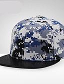 billige Hatter til herrer-Herre Grunnleggende Baseballcaps Trykt mønster