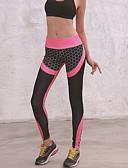 ieftine Leggings-Pentru femei Zilnic Sport Legging - Dungi Talie medie