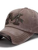 זול כובעים לנשים-כובע בייסבול - דפוס בסיסי בגדי ריקוד גברים