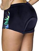 abordables Camisas y Camisetas para Mujer-ILPALADINO Mujer Shorts Inferiores de Ciclismo / Shorts de Ciclismo Bicicleta Shorts / Malla corta / Pantalones Cortos Acolchados /