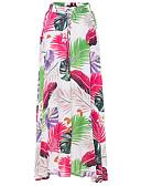 ieftine Pantaloni de Damă-Pentru femei Leagăn Activ Fuste - Floral