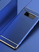 halpa Puhelimen kuoret-Etui Käyttötarkoitus Samsung Galaxy Note 9 / Note 8 Pinnoitus Takakuori Yhtenäinen Kova PC