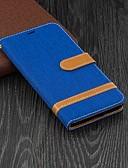 رخيصةأون فساتين مطبوعة-غطاء من أجل Apple iPhone XR / iPhone XS Max محفظة / حامل البطاقات / مع حامل غطاء كامل للجسم لون سادة قاسي جلد PU إلى iPhone XS / iPhone XR / iPhone XS Max