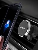 halpa Telineet ja jalustat-Cooho Auto Kiinnitä pidike Ilmanpoistinruuvi Solmityyppi / Magneettityyppi / 360 ° kääntö polykarbonaatti / Alumiini Haltija