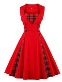 baratos Vestidos Plus Size-Mulheres Elegante Tamanhos Grandes Calças Preto