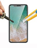 cheap iPhone Cases-Screen Protector for Apple iPhone XS / iPhone X Tempered Glass 1 pc Front Screen Protector High Definition (HD) / 9H Hardness / 2.5D Curved edge