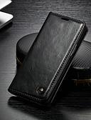 povoljno iPhone maske-Θήκη Za Samsung Galaxy S9 Novčanik / Utor za kartice / sa stalkom Korice Jednobojni Tvrdo PU koža