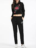 זול חולצה-מכנס פרחוני - סט בגדי ריקוד נשים