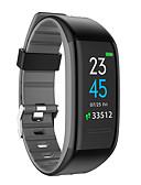 economico Giacche e cappotti da Uomo-Kimlink T30 Intelligente Bracciale Android iOS Bluetooth Sportivo Impermeabile Monitoraggio frequenza cardiaca Calorie bruciate Pedometro Avviso di chiamata Localizzatore di attività Monitoraggio del