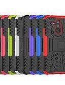hesapli Cep Telefonu Kılıfları-Pouzdro Uyumluluk Huawei Mate 10 lite / Huawei Mate 20 lite / Huawei Mate 20 pro Şoka Dayanıklı / Satandlı Arka Kapak Kuyruk / Zırh Sert PC