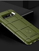 halpa Puhelimen kuoret-Etui Käyttötarkoitus Samsung Galaxy S9 / S9 Plus / S8 Plus Iskunkestävä Takakuori Yhtenäinen Pehmeä Silikoni