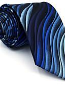 رخيصةأون سترات و بدلات الرجال-ربطة العنق مخطط / خملة الجاكوارد رجالي حفلة / عمل / أساسي