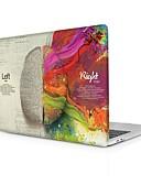 halpa MacBook tarvikkeet-macbook-kotelo sarjakuva aivojen pvc-kotelo omena macbookille ilma pro verkkokalvo 11 12 13 15 kannettavan kannen kotelo MacBookille uusi pro 13,3 15 tuuman kosketuspalkki