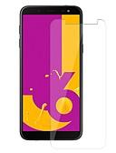 hesapli Cep Telefonu Ekran Koruyucuları-Samsung GalaxyScreen ProtectorJ6 9H Sertlik Ön Ekran Koruyucu 1 parça Temperli Cam