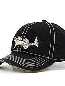 billige Hatte til mænd-Unisex Basale Baseball kasket Trykt mønster