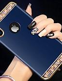 halpa iPhone kotelot-Etui Käyttötarkoitus Apple iPhone XS / iPhone XR / iPhone XS Max Paljetti Takakuori Tekojalokivi Kova Akryyli