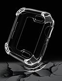 levne Pouzdro Smartwatch-Carcasă Pro Apple Apple Watch Series 4/3/2/1 Guma Apple