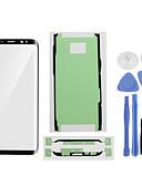 Недорогие Запасные части-ремонтная отвертка для инструментов для ремонта сотовых телефонов / с присоской / из пластика / из нержавеющей стали pry lcd-экран для samsung s8